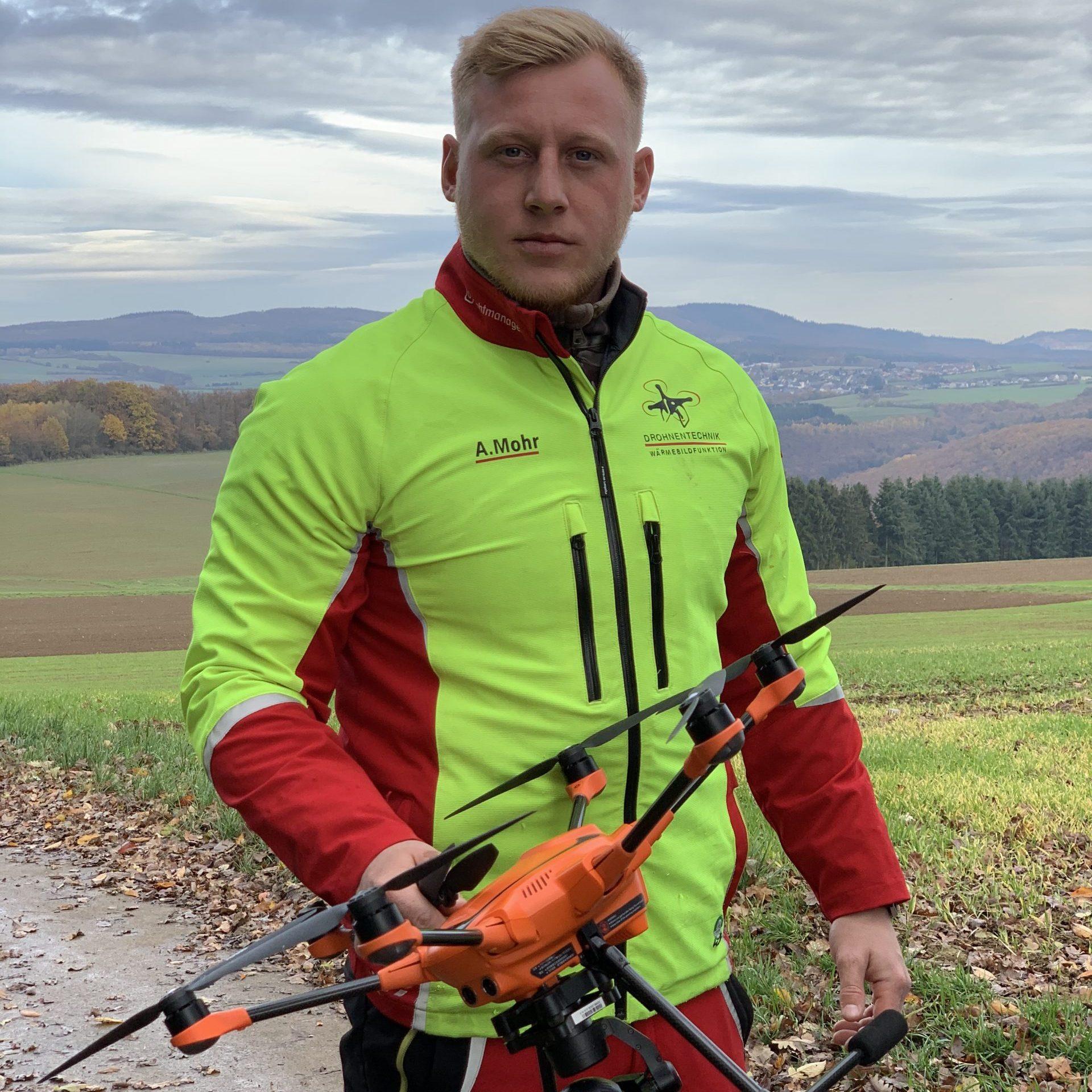 Yuneec H520, Drohnen Schulung