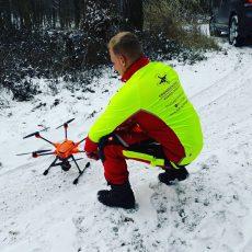 Yuneec H520, Drohne für Jagd