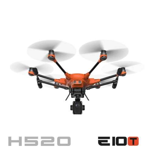 Yuneec H520 E10T, Inspektion Kamera