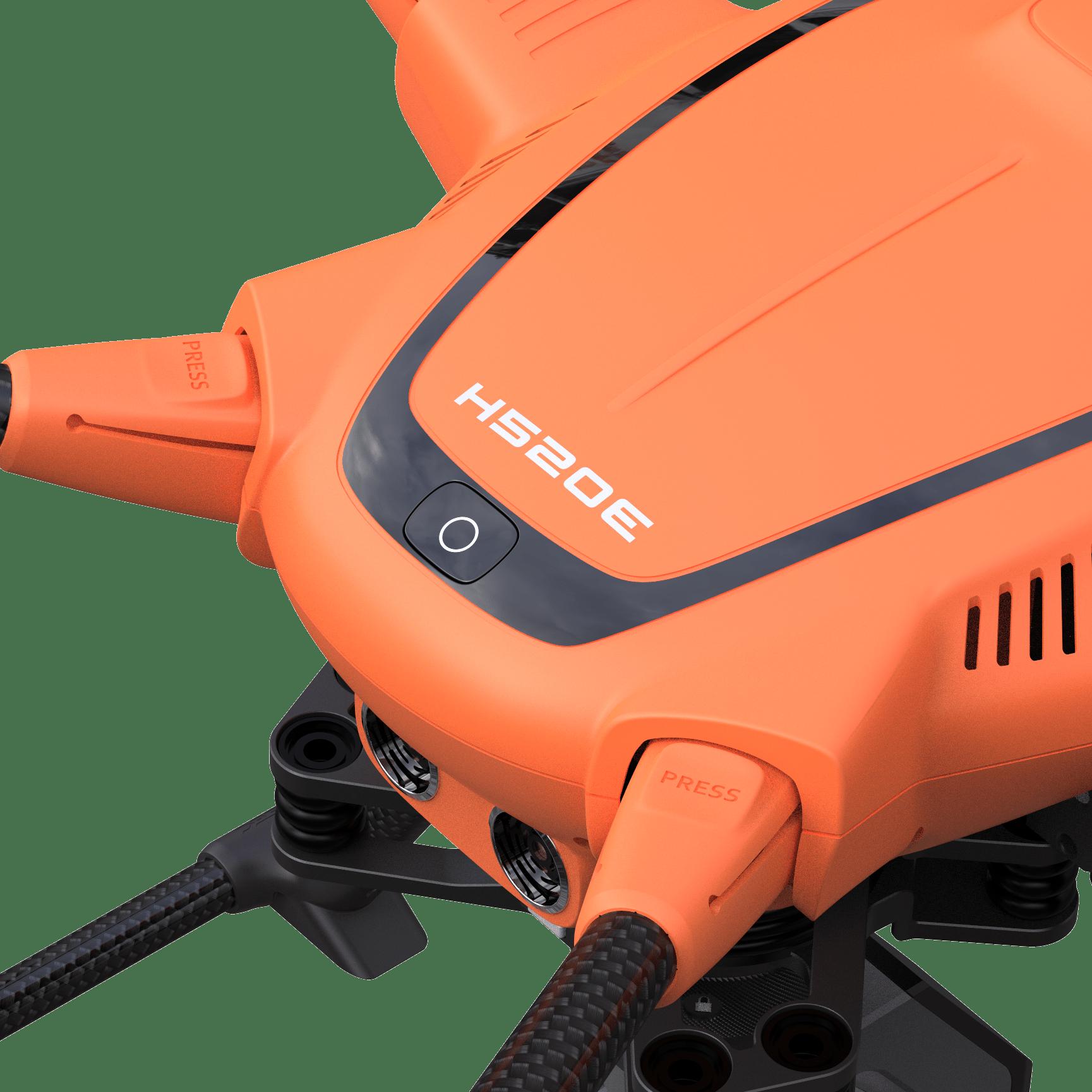 Yuneec H520E mit E90