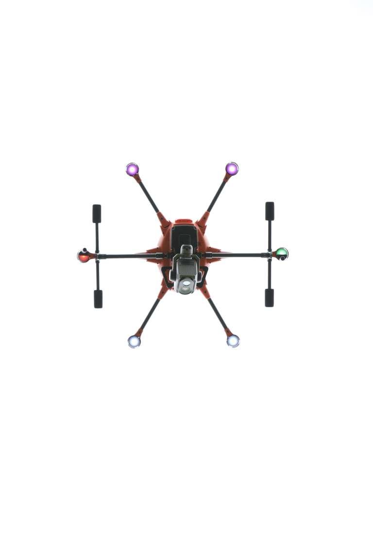 Yuneec Typhoon H520E Drohnen für ihr einsatzgebiet